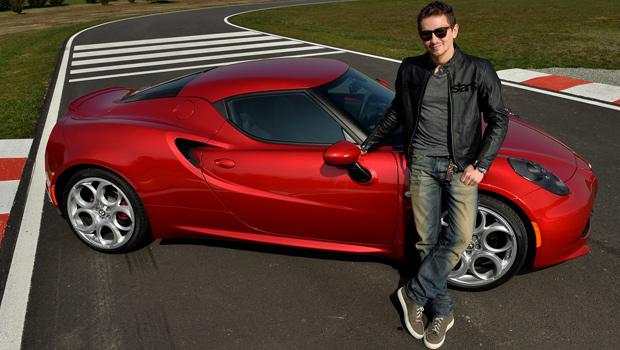 Jorge Lorenzo Alfa Romeo nuovo testimonial