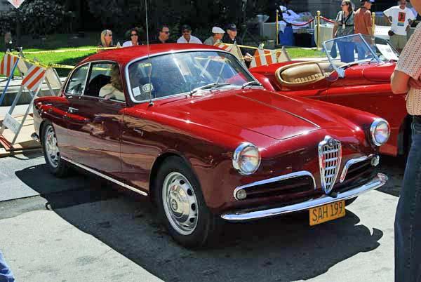 Alfa Romeo Giulietta Sprint Berlina 60 anni