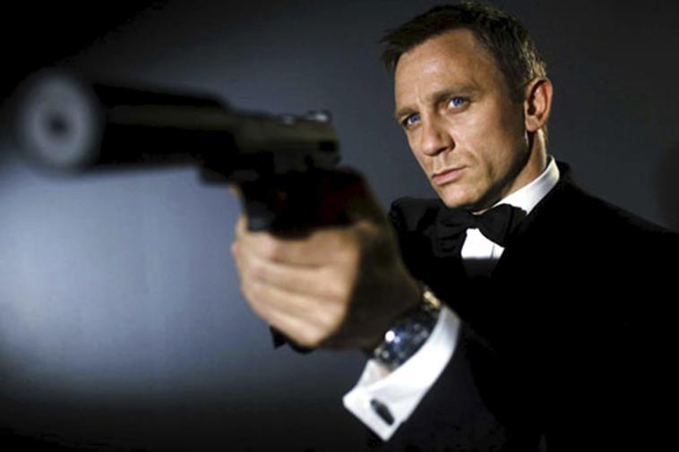 James Bond Fiat 500 nuovo film 007