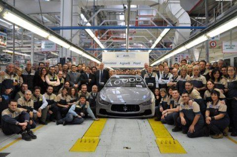 Maserati Grugliasco
