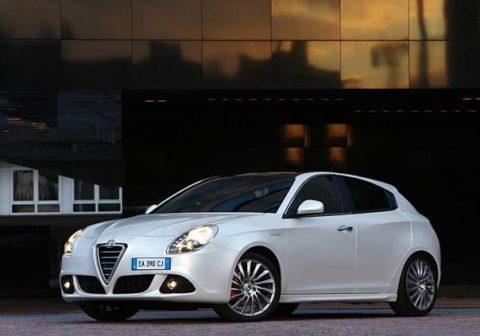 Alfa Romeo Giulietta Gpl Bianca