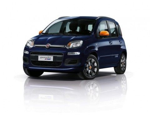 Fiat Panda K-Way  1