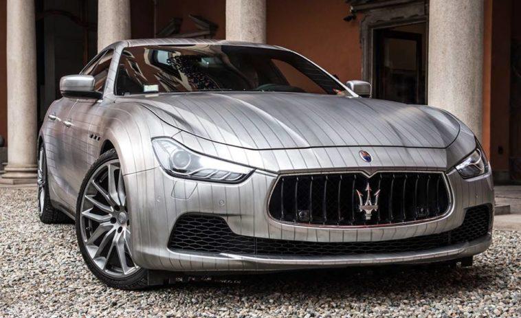 Maserati Ghibli Garage Italia Custom