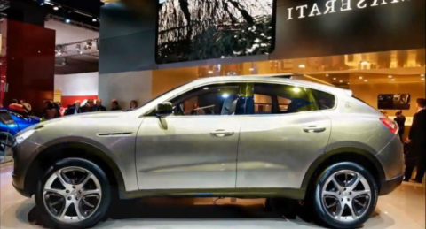 Maserati Levante 4