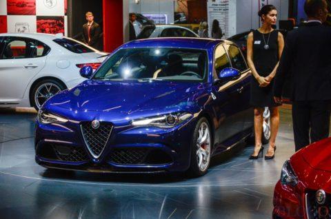 Alfa Romeo Giulia Quadrifoglio Verde 3