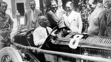 Alfa Romeo e Il Duce, passione infinita
