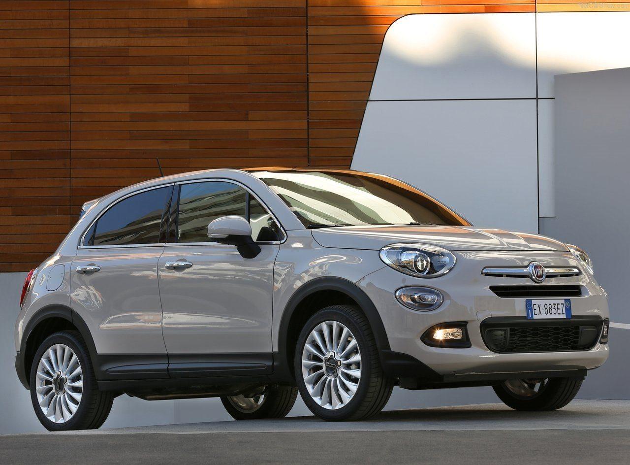 Fiat 500X uno dei modelli che vengono prodotti attualmente nello stabilimento Fiat Chrysler Melfi