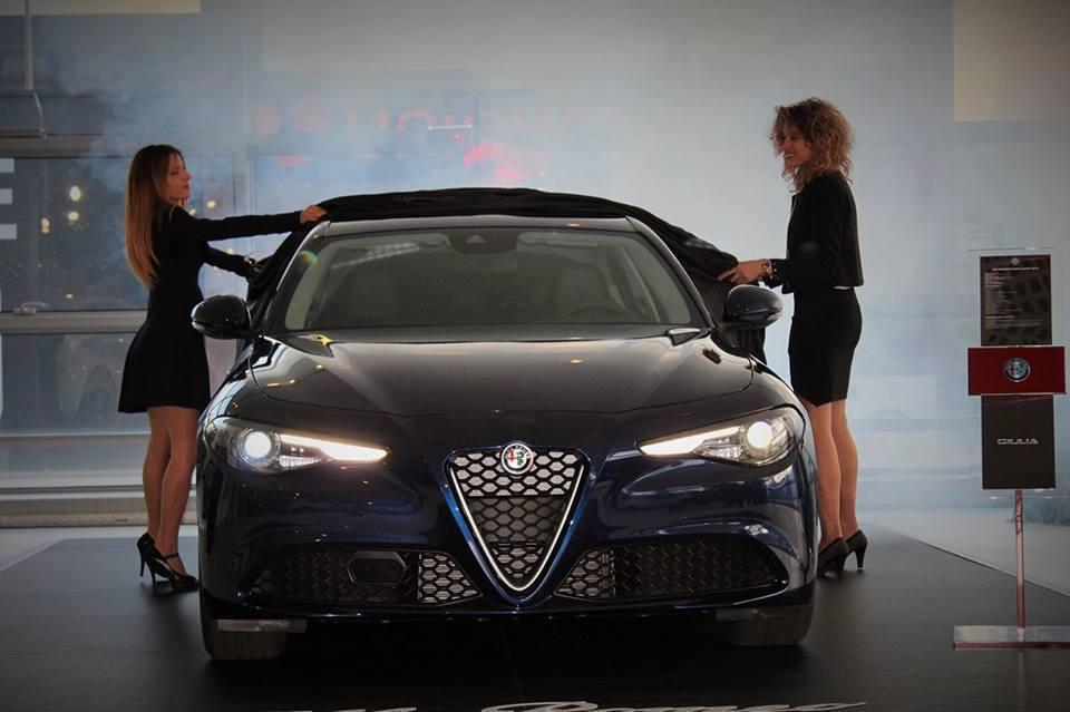 Finalmente a breve Alfa Romeo Giulia sbarcherà sul mercato