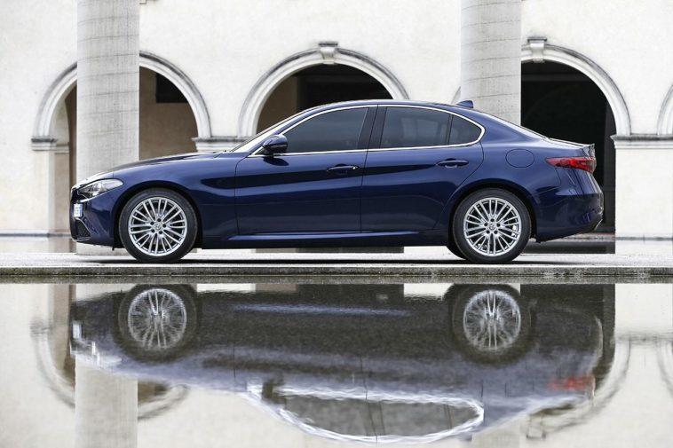 Alfa Romeo Giulia Vendite Luglio
