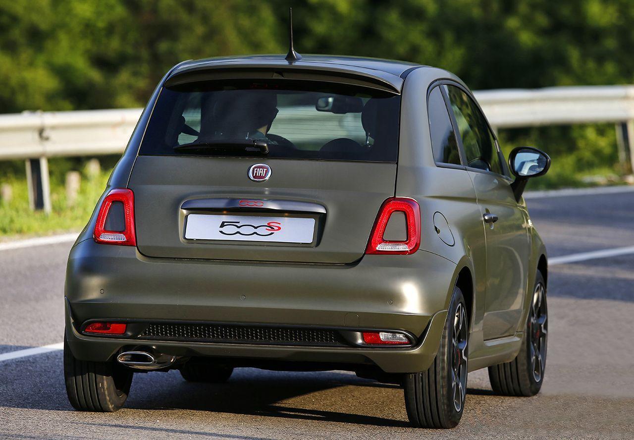 Fiat 500s a