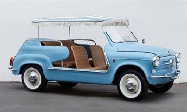 Fiat 600 Jolly Ghia