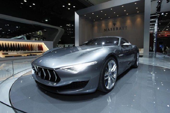 Maserati Elettrica