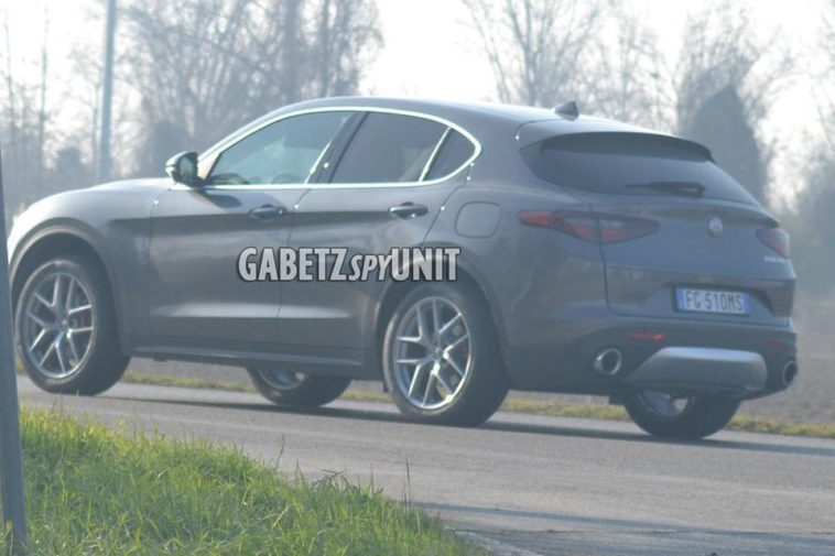 Alfa Romeo Stelvio Fisrt Edition