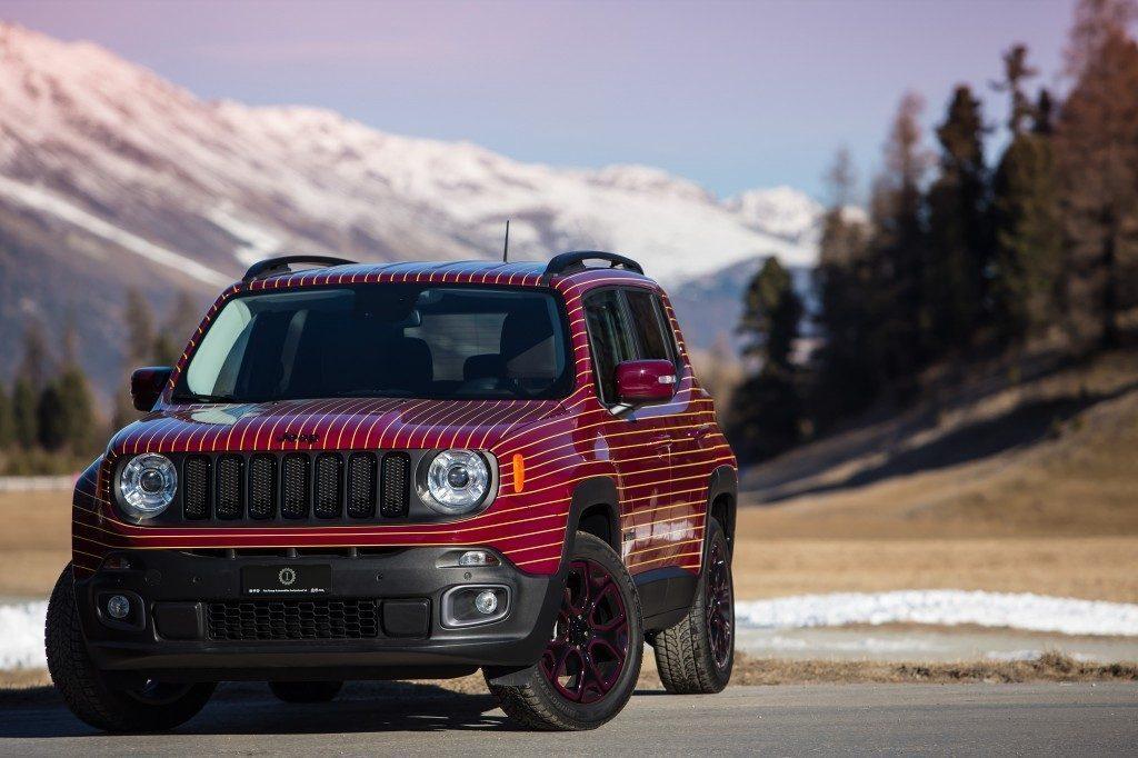 Jeep Renegade by Garage Italia Customs