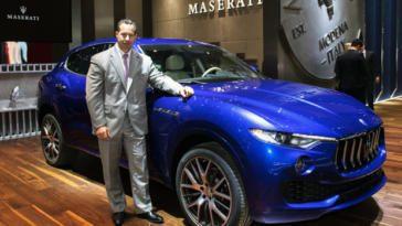 Maserati reid Bigland