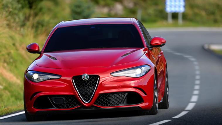 Alfa Romeo Giulia vendite in usa