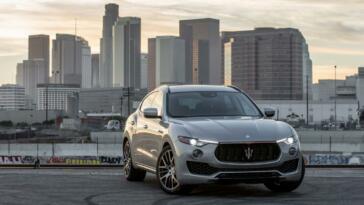Maserati Evento Benefico