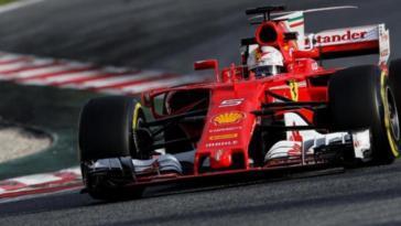 Formula 1 GP di Azerbaian, Ferrari cerca il riscatto